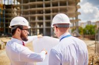 Construction supervision and project management